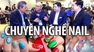 PHỐ NAILS: Trò chuyện về ngành nail, nghề nail, người nail, với các giám đốc trường thẩm mỹ