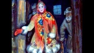 Морозко. Русская народная сказка.Автор фильма Биневская Т.Н.