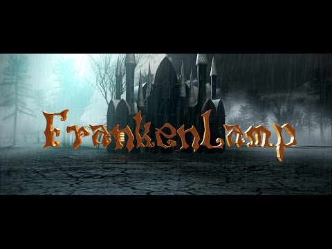 """60 Second Film: """"FRANKENLAMP"""" 