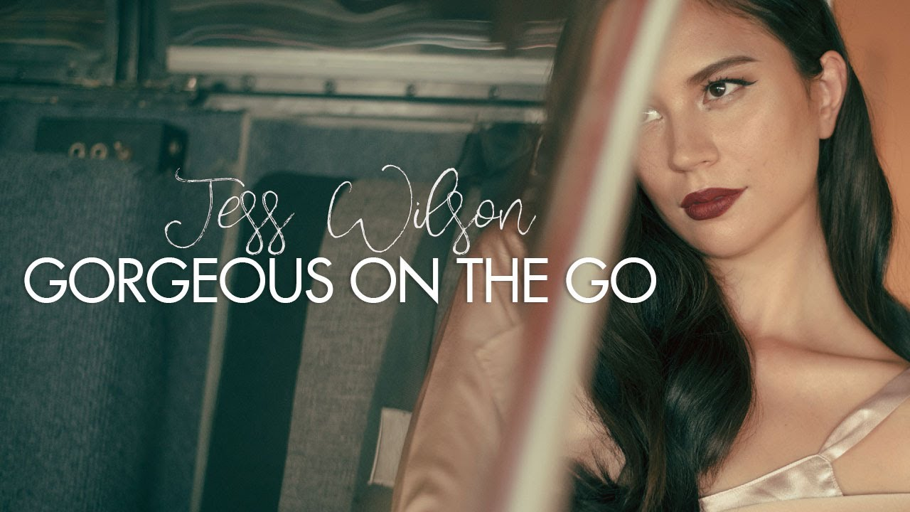 Jess Wilson: Gorgeous on the Go I By: Sherry Tenorio