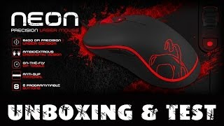 Mouse Ozone Neon: Unboxing e Recensione by Red
