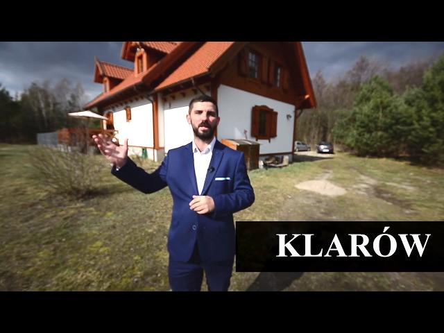 Dworek Kaszubski w Klarów, k. Milejowa do sprzedania