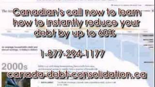 canada government debt consolidation loan