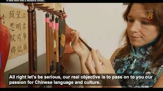 Singapore TV report on Linglong