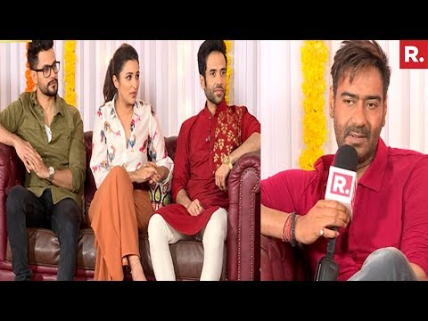 Ajay Devgn Is The Biggest Prankster Says Golmaal Again Team | Exclusive Interview