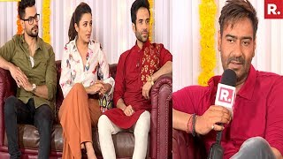 Ajay devgn is the biggest prankster says golmaal again team   exclusive interview
