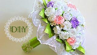 видео букет невесты