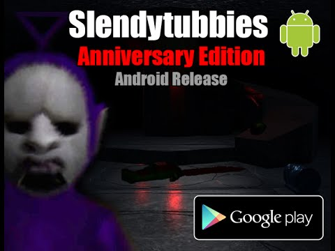 Slendytubbies Anniversary Edition Trailer Youtube