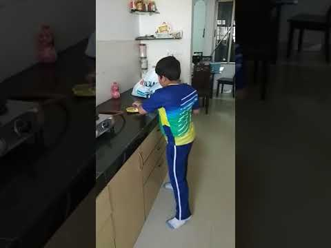 Cookery of kids