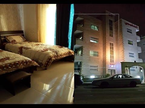 Super Deluxe Furnished Studio Apartment, University of Jordan, Amman.