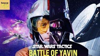 Star Wars Tactics Examined: Battle of Yavin