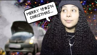 STORYTIME: STRANDED AND BROKE DOWN ON CHRISTMAS!