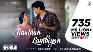 Raataan Lambiyan – Official Video | Shershaah | Sidharth – Kiara | Tanishk B| Jubin Nautiyal  |Asees Images