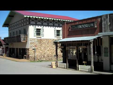 Downtown Tellico Plains Tennessee