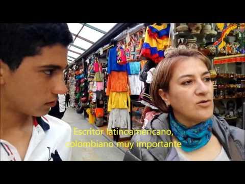 Reportaje: cultura general en colombia