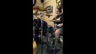 Mudvayne Dig Drum cover