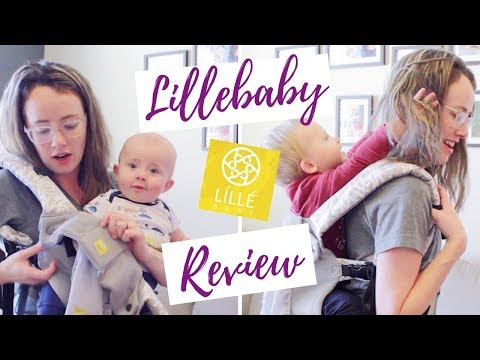 LILLEBABY REVIEW || COMPLETE AIRFLOW || BABY CARRIER