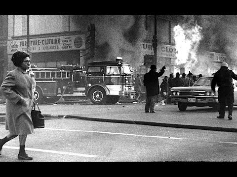 The 1960s Riots Left Inner City Communities Devastated