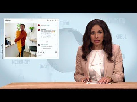 Insta-News | Riesenmöhre und Taufe mit Pistole - Faisal Kawusi Show