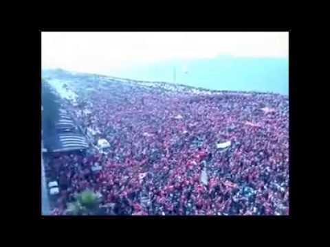 23 Ekim 2011 İzmir Teröre Lanet Yürüyüşü   HAK VE EŞİTLİK  HEPAR