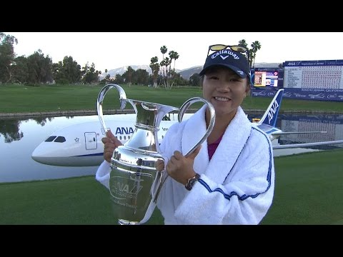 Morning Drive: Lydia Ko Youngest LPGA Player to Win 2 Majors 4/4/16 | Golf Channel