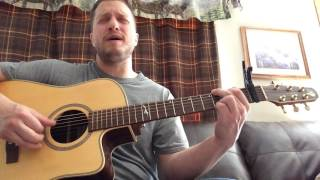 """""""I'll Be your Man (Song For a Daughter)"""" by Zac Brown Band cover"""
