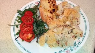 How To Make Low Carb Cauliflower Au Gratin With Bacon And Sage