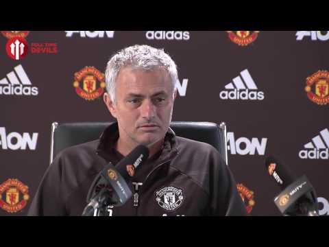 Jose Mourinho PRESS CONFERENCE! Liverpool vs Manchester United
