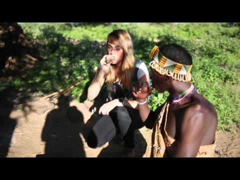 Smoking, Dancing, and Hunting with a Hadzabe African bushman