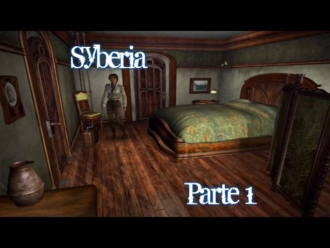 Syberia - Gameplay - Parte 1 - Español - PS2