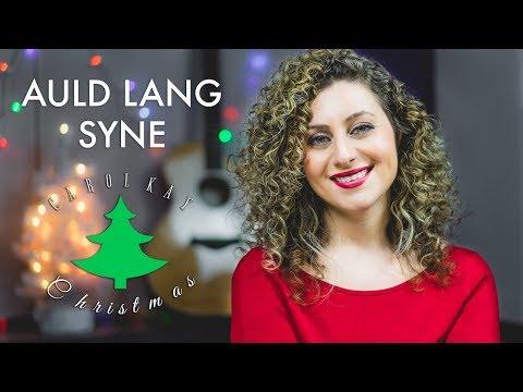 Auld Lang Syne - Acoustic Christmas Music (Carol Kay Christmas)