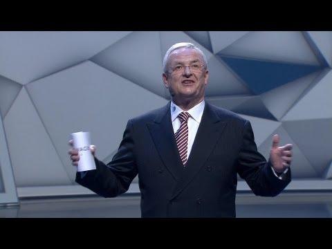 VW Prof. Dr. Martin Winterkorn - Rede auf der Moving Ideas - Volkswagen Group Night IAA 2013