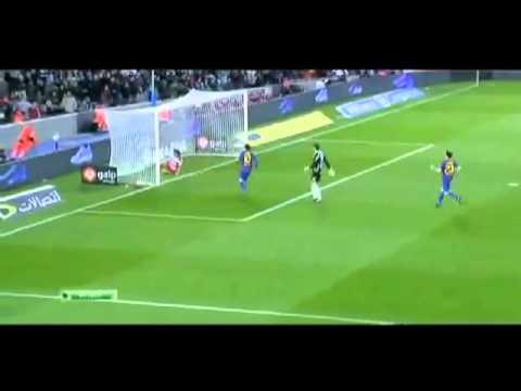 Barcelona vs Granada (Goles record de Lionel Messi)
