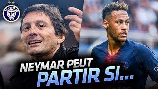 Le PSG et Leonardo durcissent le ton avec Neymar - La Quotidienne Mercato #1