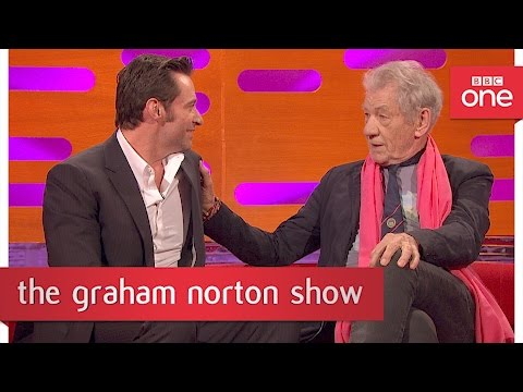 Why Ian McKellen isn't in the new X-Men film - The Graham Norton Show 2017: Preview - BBC One