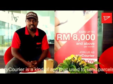 ezyCourier Malaysia-Interview Session with ezyCourier Partner