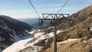 Funicamp Hyperlapse Andorra from Encamp to Solanelles GrandValira(, 2016-12-16T11:44:48.000Z)