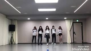 IZONE DANCING TO WASTE IT ON ME STEVE AOKI SLUSHII REMIX
