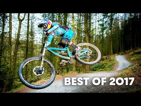 You asked for it, you got it: More crazy MTB moments of 2017