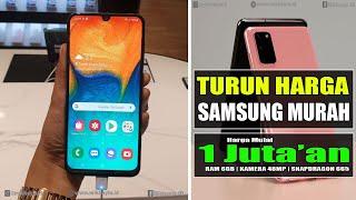 MAKIN MURAH! 7 HP Samsung Galaxy M Turun Harga!!.