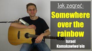 Baixar #249 Jak zagrać na gitarze Somewhere over the rainbow - Israel Kamakawiwo'ole - JakZagrac.pl