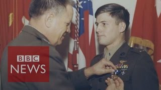 What makes a hero? BBC News