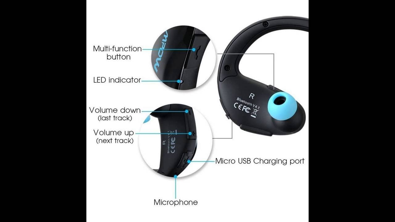 Connect Laptop And Headphone Earphone Headset Via Bluetooth Youtube