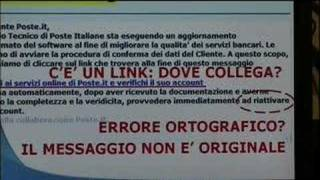 La truffe on-line: il Phishing