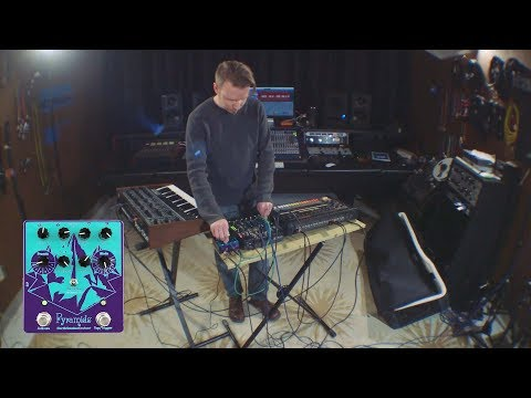 Pyramids w/ Roland TR-808 & Sequential Circuits Pro One - Jon Sonnenberg