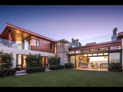 Coastal Contemporary Masterpiece in Del Mar, California