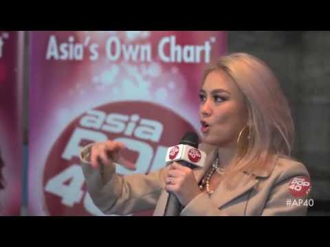 AGNEZ MO talks Timbaland, TI & Missy with Dom Lau on Asia Pop 40