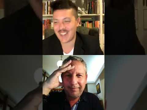 #BorgesPalooza II: conversación sobre Borges entre Guillermo Martínez y Daniel Mecca