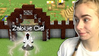 PRZYGOTOWANIE na WALKĘ z ENTITY 303 w Minecraft...!