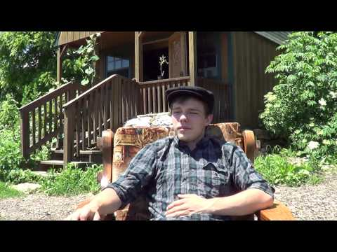 Son of Organic Farmer Talks about the Farm - WWOOFer Interview